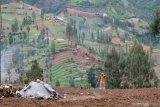 Longsor terjadi di Kaloran dan Pringsurat Kabupaten Temanggung