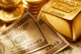 Harga Emas jatuh 20,6 dolar karena aksi ambil untung setelah data AS positif