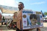 Pramuka Kwarcab Mentawai, galang dana untuk Sani penderita tumor di Malancan
