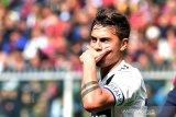 Juventus ingin tukarkan Dybala demi Lukaku
