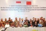 Wow, 4 Proyek Kerjasama China-Indonesia Dilaksanakan di Kaltara