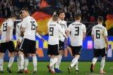 Laga persahabatan, Jerman diimbangi Serbia 1-1
