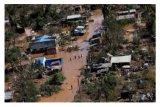 Jumlah korban jiwa setelah topan di Mozambik  naik jadi 242