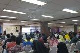 100-an mahasiswa ikuti seminar periklanan digelar P3I Sumbar, dapat pencerahan