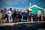 Terdakwa penembakan massal di masjid Selandia Baru mengaku bersalah