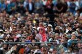 Ribuan orang di Selandia aru berkumpul mengenang korban Christchurch