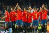 Gol Sergio Ramos pastikan kemenangan Spanyol hadapi Norwegia 2-1