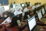 Di Palembang belum semua sekolah ikuti UNBK SMP