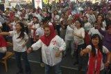Pertiwi Semarang kampanyekan Jokowi-Amin dengan