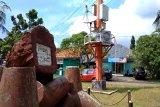 Tiga baterai sirene tsunami di Pariaman digondol maling