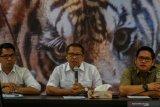 Harimau dan Jagawana terperangkap jerat pemburu