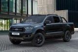 Paket aksesoris serba hitam dari Ford untuk Ranger model 2019