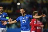 Fabio Quagliarella bawa tim muda Italia hancurkan Liechtein 6-0