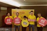 Indosat Ooredoo investasi Rp10 triliun perluas jaringan 4G di Indonesia