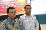 KPU Metro Dorong PPK dan PPS Didik Masyarakat Lawan Politik Uang