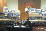 KPK: 84 kardus kasus Bowo Sidik tidak terkait Pilpres