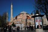 Pemimpin gereja Rusia keberatan terkait monumen Turki dijadikan masjid