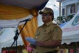 Pemakaman jenazah Bupati Morowali Utara ikuti protokol penanganan COVID-19