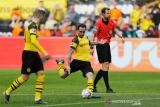 Bekuk Wolfsburg 2-0, Dortmund kembali ke puncak klasemen Liga Jerman