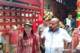 Gubernur Papua pelajari keharmonisan dan toleransi di Kota Singkawang