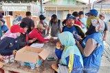 700 personel Tagana di Kalteng mendapatkan insentif tambahan