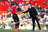 Manchester United kalahkan Watford 2-1 di Stadion Old Trafford