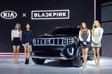 Kia dan Blackpink kolaborasi, kenalkan tiga mobil konsep