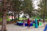 BPJS Kesehatan bangun taman tematik di Padang