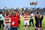 Madura United tak setuju Liga 1 2020 dilanjutkan