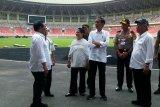 PON Papua - Presiden Jokowi resmikan Istora Papua Bangkit