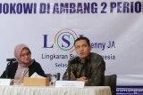 LSI: Elektabilitas Jokowi-Ma'ruf unggul dari Prabowo-Sandi