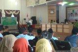 Bupati Rohil minta dukungan DMI-BKPRMI terkait pembangunan Masjid Cheng Ho