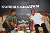 Menhan:  Pertahanan Indonesia kuat