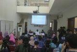 Survei terbaru Indikator : Elektabilitas Jokowi dan Prabowo terpaut 18 persen