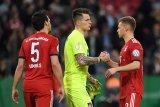 Robert Lewandowski antar Bayern ke semifinal Piala Jerman