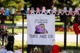 Setelah penembakan di masjid, Selandia Baru perangi kebencian