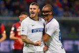 Inter Milan dituntut bayar kompensasi Rp23,4 miliar pada Icardi