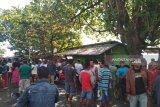 Pasca-bentrok, kompleks nelayan Malabero Bengkulu mencekam