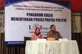LSI Denny JA rilis lima parpol potensial lolos ambang batas parlemen