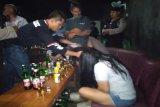 Polres periksa pengunjung lokalisasi Km 12 Palangka Raya