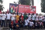 Deklarasi Relawan Dukungan Jokowi-Amin di Nunukan