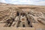 Para arkeology temukan 'kota firaun Mesir kuno' di dekat Luxor