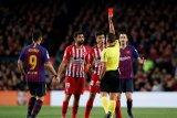 Ucapan Diego Costa membuatnya dijatuhi kartu merah