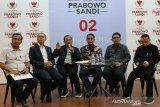 Habib Rizieq sapa simpatisan Prabowo-Sandiaga lewat video