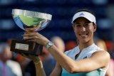 Azarenka cedera, Muguruza pertahankan gelar Monterrey Open