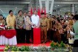 Presiden Jokowi rencananya menginap di Palangka Raya, ini agendanya