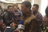 Menko Polhulam gelar pertemuan dengan pimred media