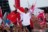 Kampanye Calon Presiden Joko Widodo