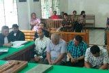 Wakil Ketua DPRD Tapteng Sumut diadili perkara korupsi