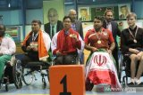 Atlet paralympic Indonesia rebut medali emas di Yordania